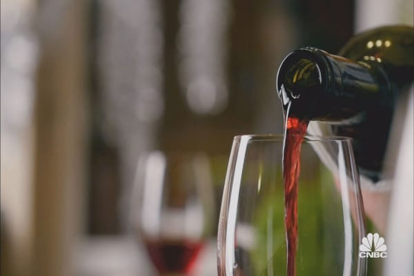 Could the wine you buy be part of a fraud scheme?