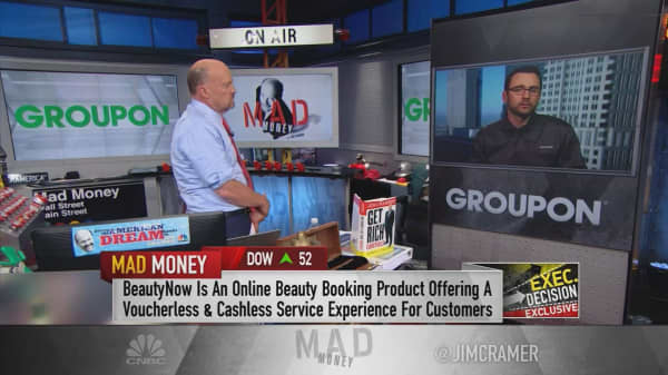 Shedding paper vouchers and moving to mobile, Groupon CEO shares discounter's next steps