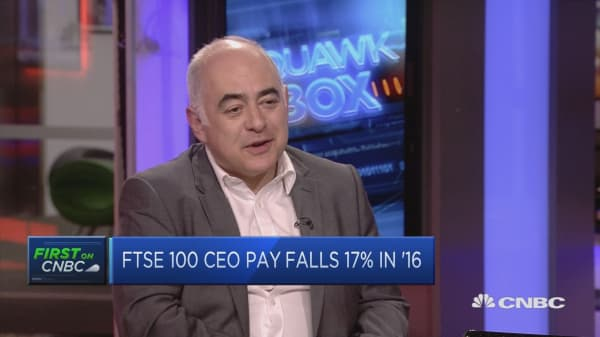 Pay gets dragged up on irrational basis: Stefan Stern