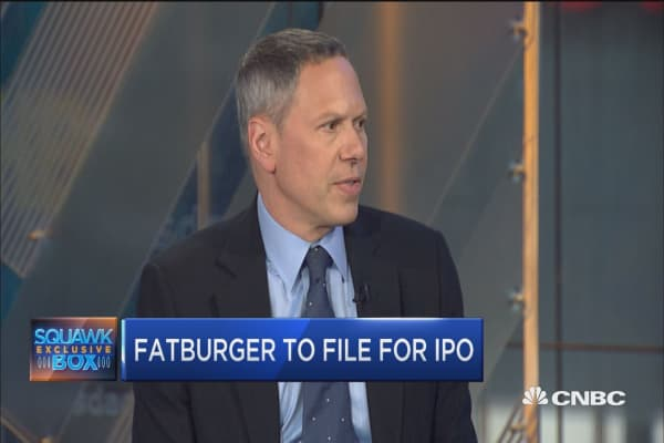 Fatburger 'testing' the IPO waters: CEO