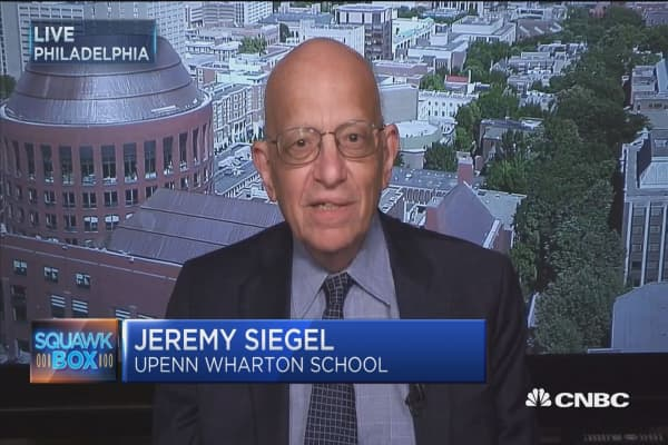 Dow 24K 'in the cards' if Congress cuts corporate taxes: Wharton School's Jeremy Siegel