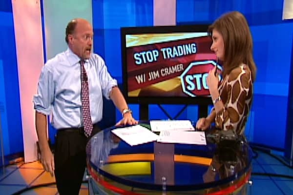 Watch Jim Cramer's epic 'They know nothing' rant from 10 years ago today