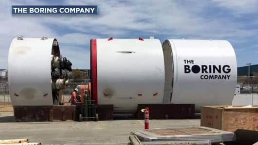 How Elon Musk launched The Boring Company to revolutionize tunnel digging