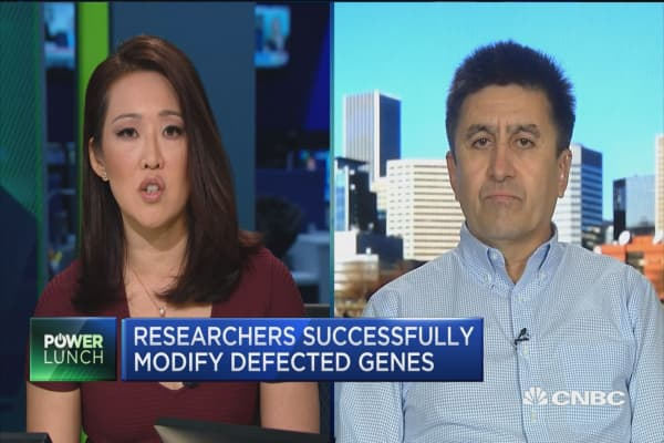 Researchers successfully modify defective genes