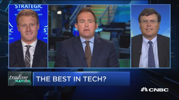 Trading Nation: The best in tech?