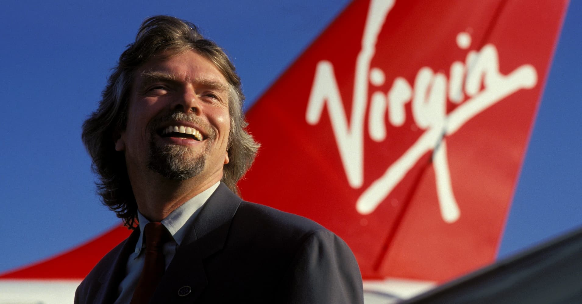 Richard Branson started Virgin Atlantic in 1984