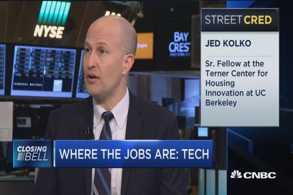 Still a strong polarization in the labor force: Harvard Business School's Joseph Fuller