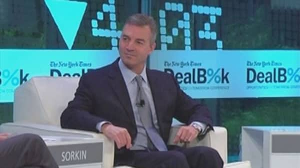 Billionaire hedge fund manager Loeb on his great year so far: 'Better lucky than right'