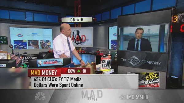 Clorox CEO explains company's digital marketing strategy
