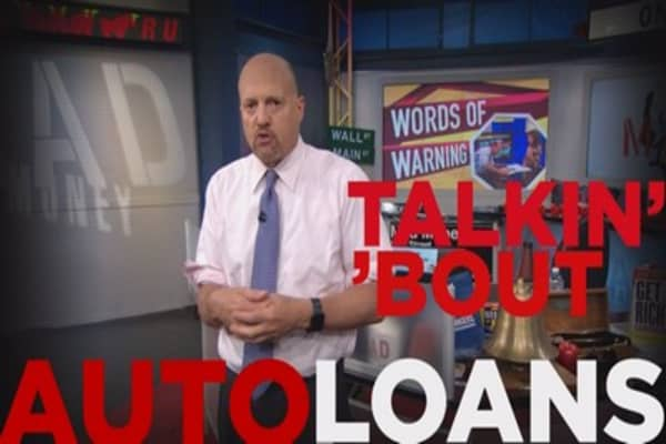 Cramer Remix: The 'rant' is a thing of the past, but Cramer is having déjà vu