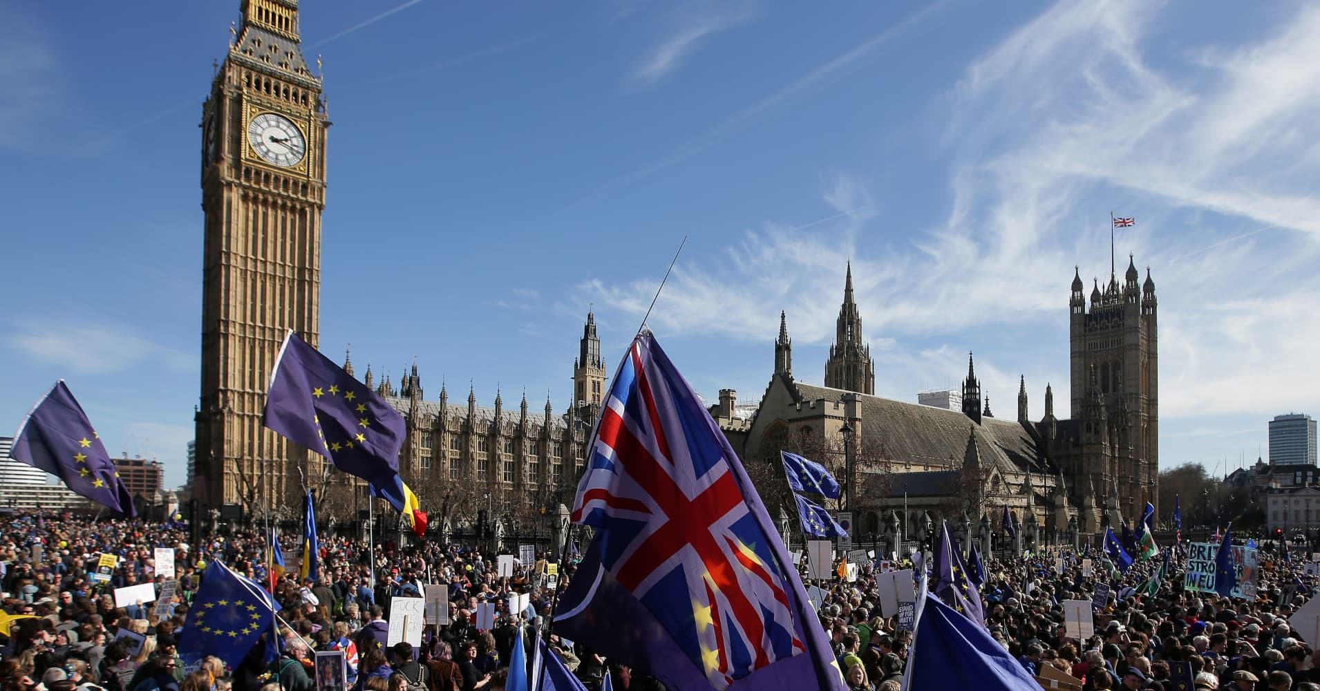 As Brexit remains in limbo, Yale's Stephen Roach says the 'imperfect' EU may not survive