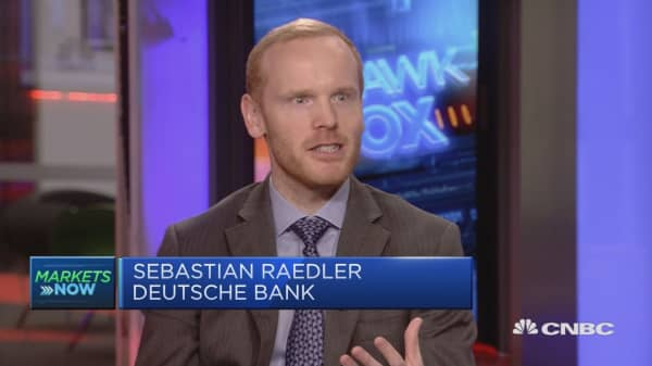 Time to pull back on European stocks: Deutsche Bank strategist