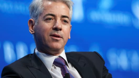 Bill Ackman, chief executive officer and portfolio manager at Pershing Square Capital Management.