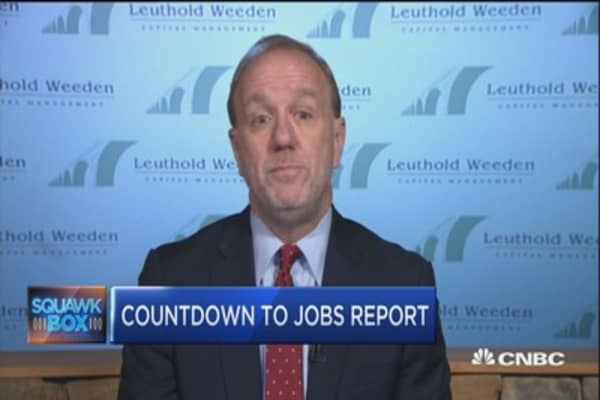 Markets 'got a good gig going' until inflation rears: The Leuthold  Group's Jim Paulsen