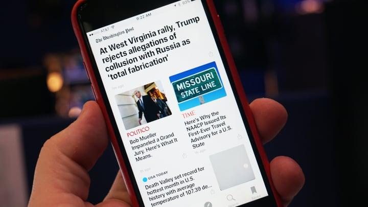 CNBC Tech: Apple News 2