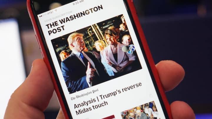 CNBC Tech: Apple News 6
