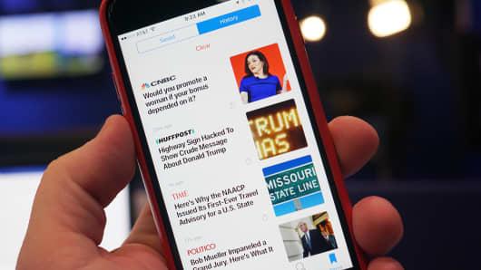 CNBC Tech Apple News 8