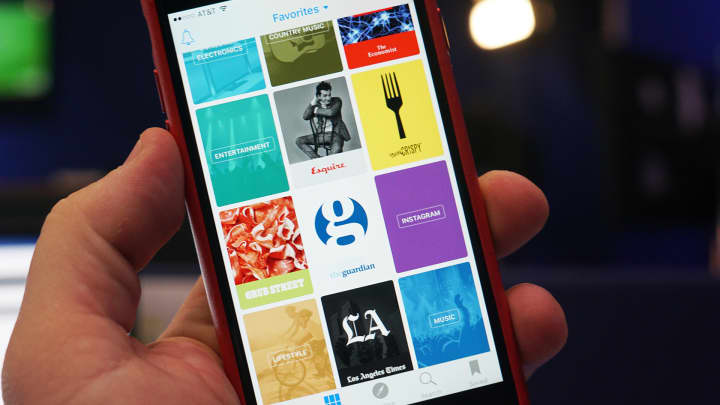 CNBC Tech: Apple News 9