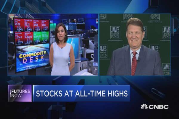 The market is a 'supervolcano' waiting to erupt: Portfolio manager