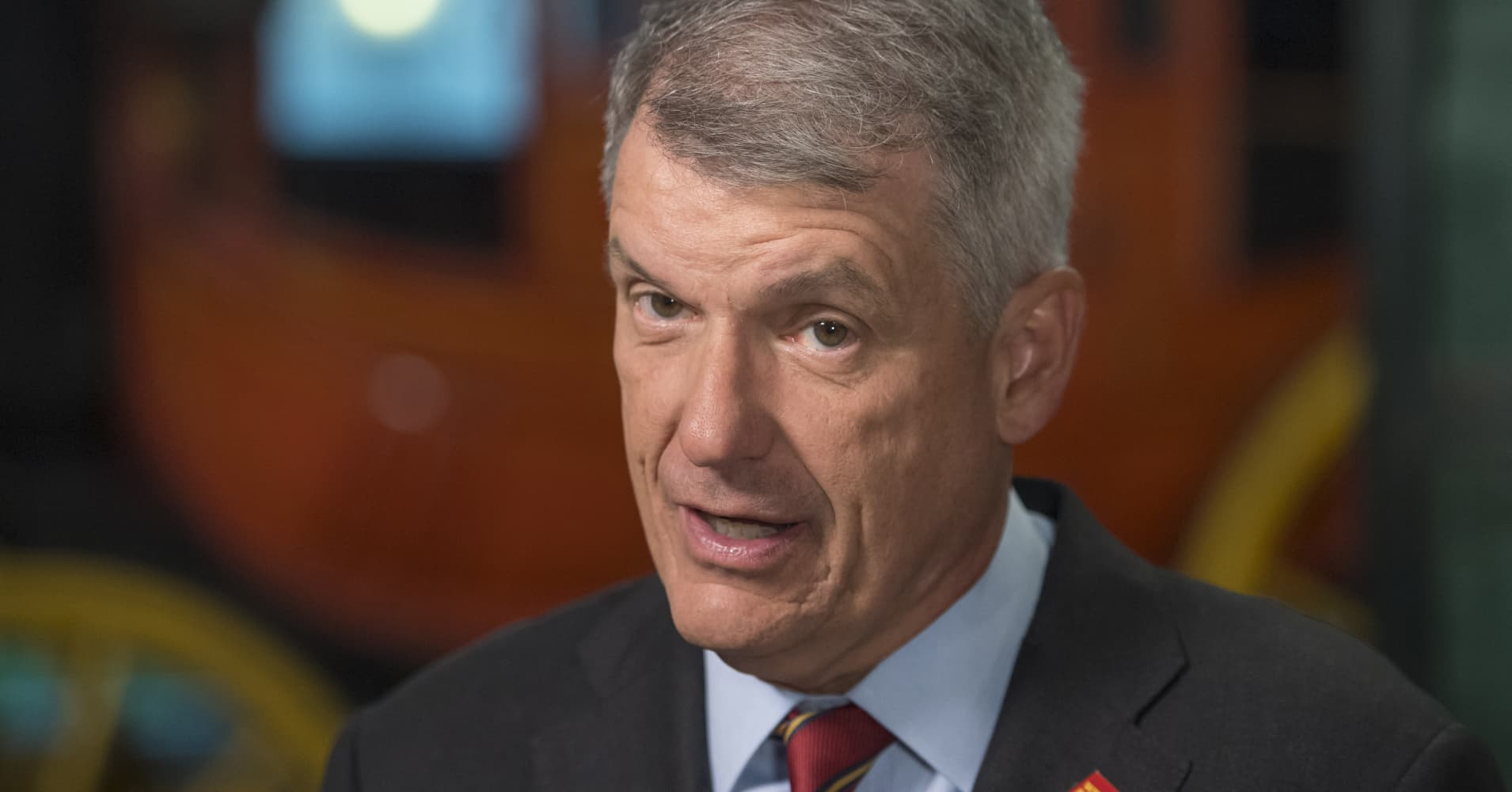Wells Fargo 'not completely out of the woods' but stock can move higher: Bank analyst