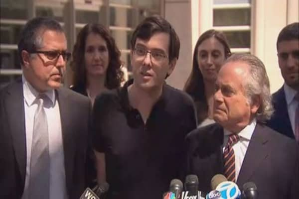 'Pharma bro' Martin Shkreli convicted in federal fraud case, found guilty of 3 of 8 counts