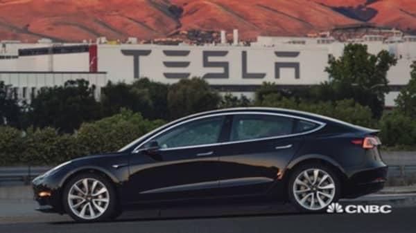Here are 5 electric alternativesto Tesla's Model 3