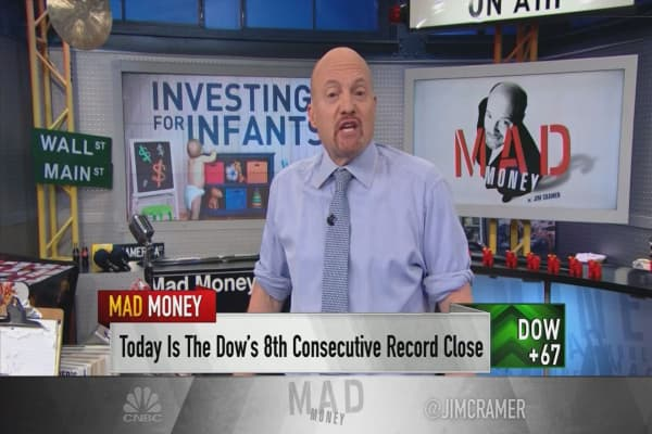Cramer: Investing for kids can have a huge payoff