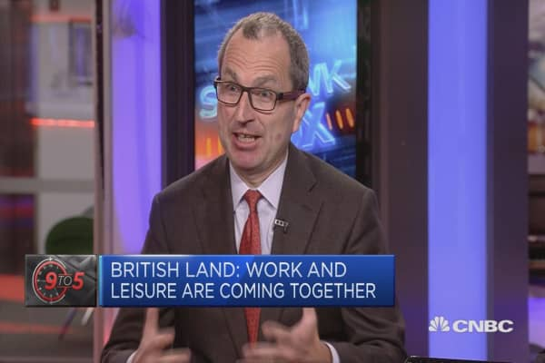 People want amenities, entertainment near work: British Land CEO