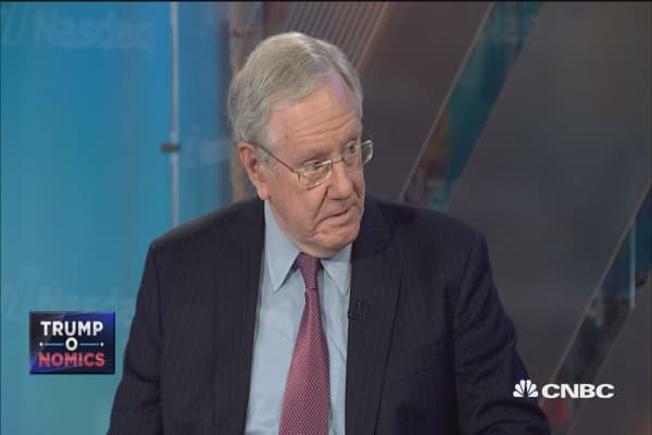 US needs to let North Korea know: 'We will shoot your missiles down': Steve Forbes