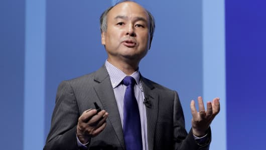 SoftBank Group CEO Masaуoshi Son