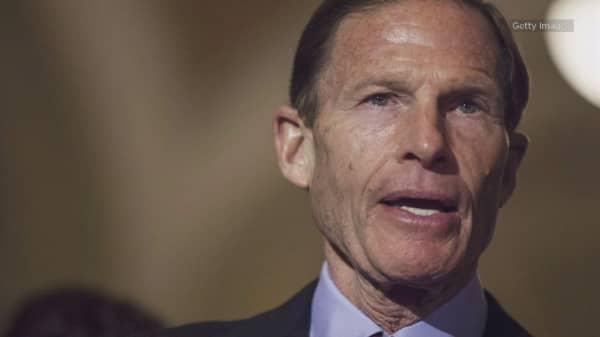 Trump berates 'phony' Sen. Blumenthal after critical CNN interview