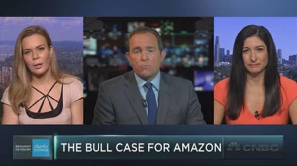 Should investors buy Amazon on the dip?