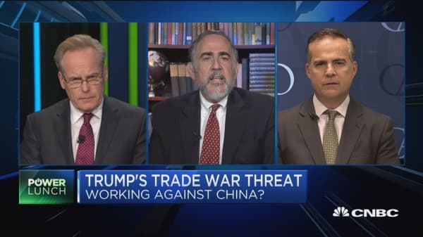 Major mistake to link China trade issues and North Korea issues: RealityChek's Alan Tonelson
