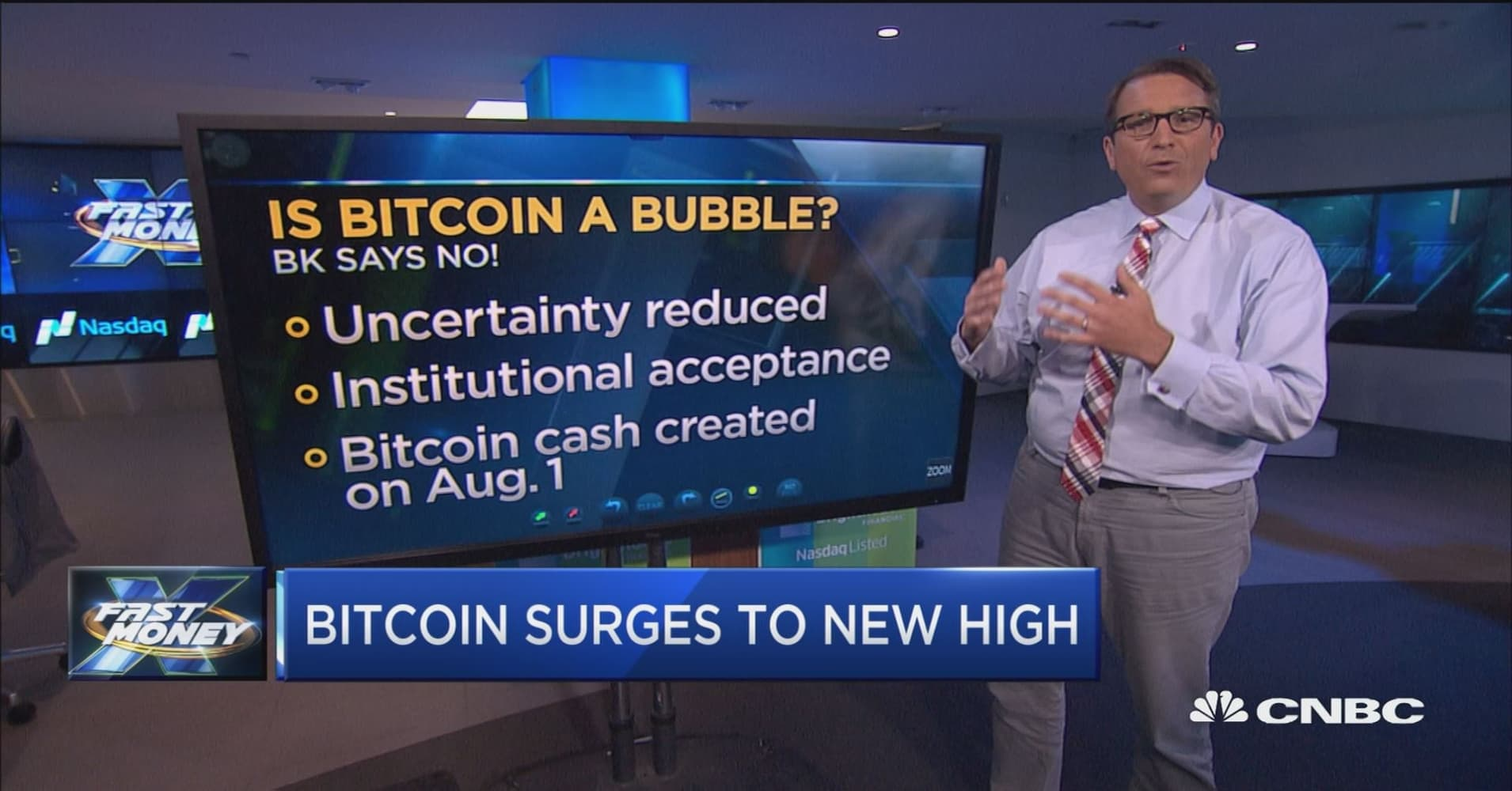 Is Bitcoin A Bubble This Trader Says No And That Now The Time To Buy