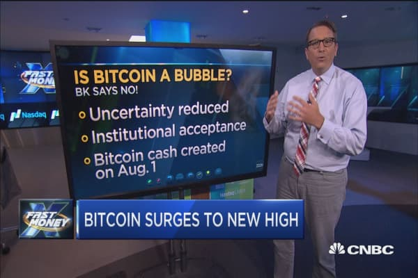 Is Bitcoin a bubble? This trader says no and that now is the time to buy