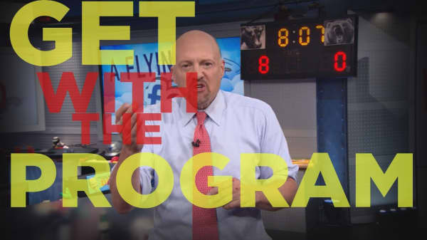 Cramer Remix: This tech stock was one of the greatest bargains of all time