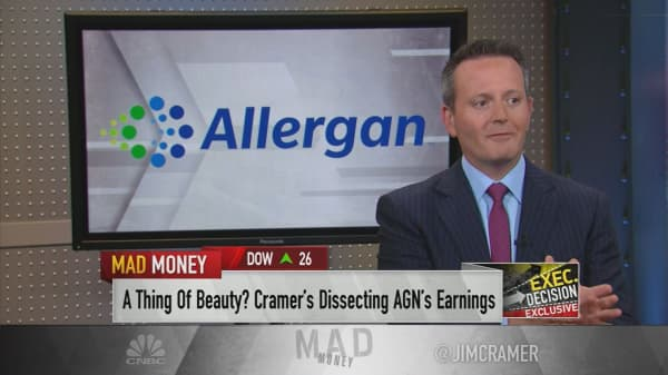 Allergan CEO: More millennials and men turn to aesthetic treatments