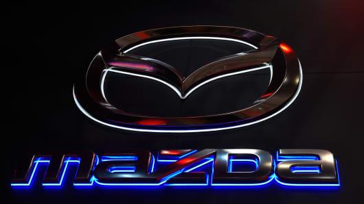Mazda Motor Corporation logo