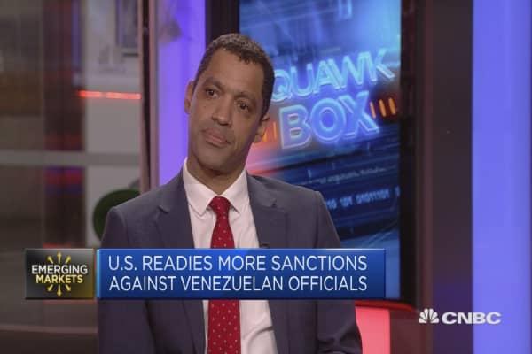 Outlook for Venezuelan debt market function of political process