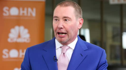 Jeffrey Gundlach, founder of DoubleLine Capital LP.