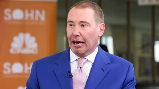 Jeffrey Gundlach, founder of DoubleLine Capital LP.