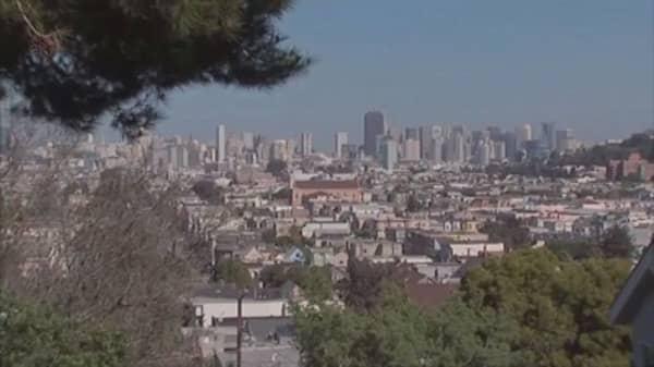 San Francisco street sells for $90K. Neighbors aren't happy