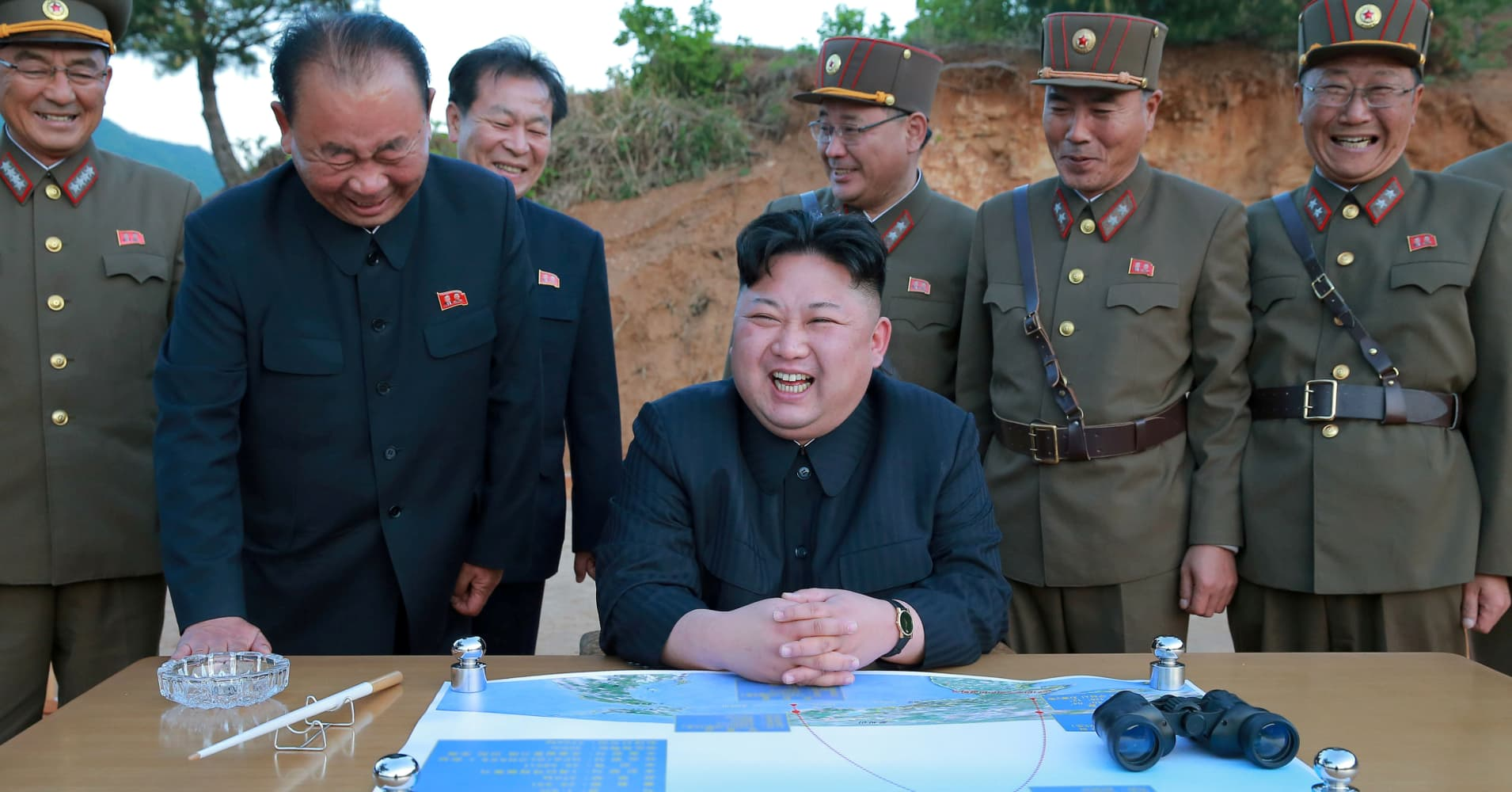 North Korea's latest nuke blast was much, much bigger than its previous explosions