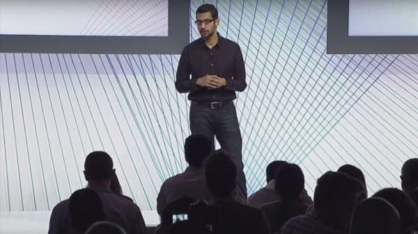 Google CEO Sundar Pichai cut his vacation short to address the flap over fired engineer