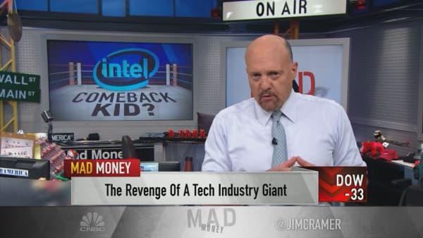 Bet on far-reaching tech giant's comeback