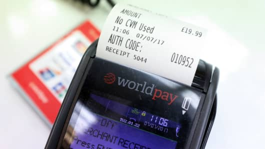 Global payments processors sign off on a £9bn merger