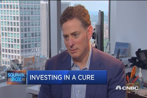 Investing in a cure for Parkinson's
