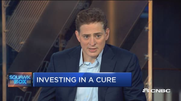 Jonathan Silverstein on funding the fight against Parkinson's