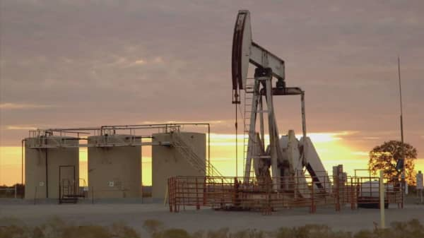 Oil prices ease back as surprise build in gasoline stockpiles offsets drop in crude stocks