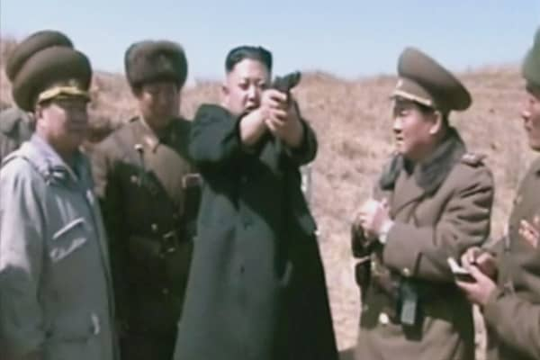 Ron Insana: Latest North Korea bluster moves us beyond worrying only about the markets